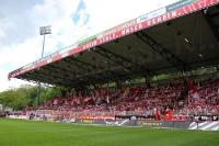 Unions letztes Heimspiel der Saison gegen den MSV Duisburg