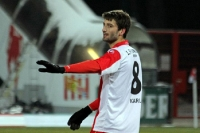 Markus Karl nimmt Abschied