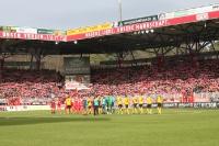 Nordostduell: 1. FC Union Berlin vs. SG Dynamo Dresden
