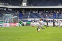 Spielszenen Union Berlin DFB Pokal in Duisburg