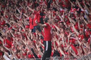 Support Union Berlin Fans in Bochum Mai 2019