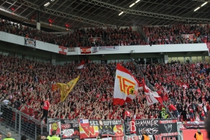 Support Union Berlin Fans in Leverkusen 24-10-2017