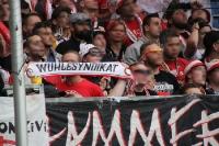 Support Union Fans Ultras Pokalspiel Duisburg