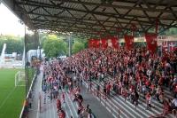 Testspiel: 1. FC Union Berlin vs. Hibernian Edinburgh, 24.07.2012