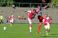 Testspiel 1. FC Union Berlin vs. SK Slavia Praha