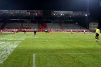 Testspiel gegen den FC Lausanne-Sport