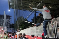 Torjubel nach dem 2:1 von Mattuschka gegen Köln