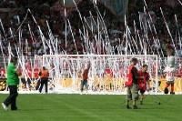 Südländische Atmosphäre im Stadion An der Alten Försterei