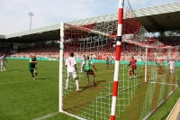 Spielgeschehen 1. FC Union Berlin - SV Werder Bremen