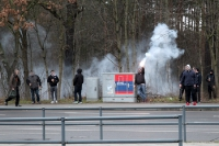 Union Berlin begrüßt den BFC Dynamo