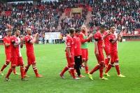 Union Berlin feiert 2:1 Sieg gegen RB Leipzig