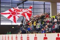 Union Berlin II beim Bandenmasters Gera