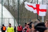 Union Berlin II vs. RB Leipzig auf dem Sportplatz Bruno-Bürgel-Weg