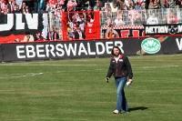Stadionsprecher des 1. FC Union Berlin: Christian Arbeit