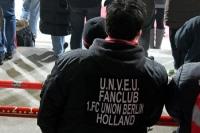 Union Fanclub aus den Niederlanden