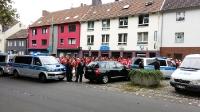 Union Fans besetzen Vereinsgaststätte des VfL Bochum