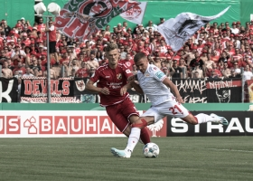 VfB Germania Halberstadt vs. 1. FC Union Berlin