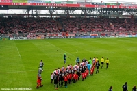 Zweitligaduell Union Berlin gegen FC Ingolstadt 04