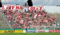 SpVgg Unterhaching vs. 1. FSV Mainz 05