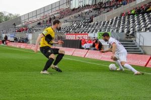 Oğuzhan Kefkir Rot-Weiss Essen vs. Alemannia Aachen Spielszenen 15-05-2021
