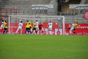 Rot-Weiss Essen vs. Alemannia Aachen Spielszenen 15-05-2021