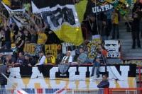 Fans / Ultras von Alemannia Aachen in Berlin