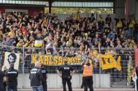Aachen Fans in Oberhausen