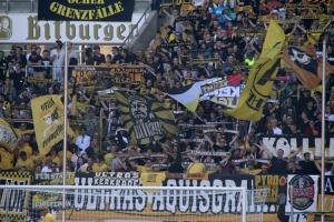 Aachen Fans Support gegen Essen