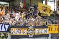 Aachen Fans, Ultras in Oberhausen: Support