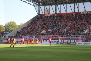Aachen in Essen 30-09-2018 Spielszenen