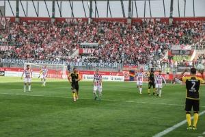 Alemannia Aachen bei Rot Weiss Essen 21-04-2018