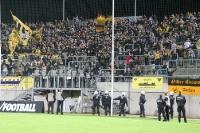 Alemannia Aachen Fans beim WSV