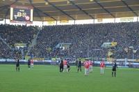 Alemannia Aachen gegen Rot Weiss Essen