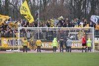 Alemannia Aachen Support im Lohrheidestadion 2015