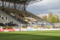 Choreo Aachen Fans, Ultras in Essen 2016