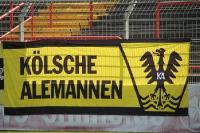 Fahne Kölsche Alemannen