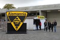 Zu Gast bei Alemannia Aachen