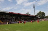 RWO gegen Alemannia Aachen