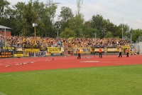 Siegtreffer in Wattenscheid: Aachener Jubel