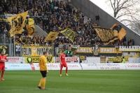 Spielszenen Aachen in Essen April 2016