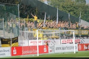Support Aachen Fans in Essen 30-09-2018