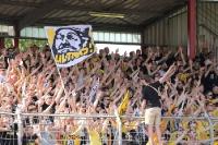 Support Alemannia Aachen Ultras Karlsbande in Oberhausen