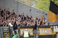 Ultras Aachen Support bei RWE