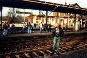 alter Bahnhof Leipzig-Leutzsch