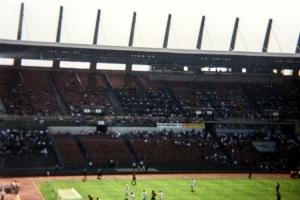Altes Rheinstadion in Düsseldorf