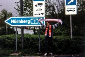 Auf dem Weg nach Nürnberg
