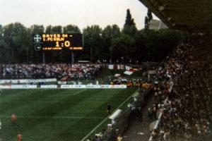 Bayer 04 Leverkusen vs. 1. FC Köln