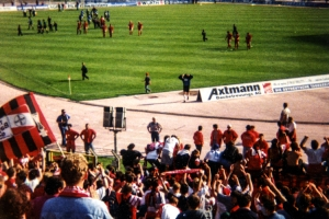 Bayer 04 Leverkusen zu Gast in Leipzig