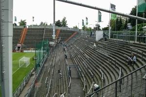 Bökelbergstadion in Gladbach