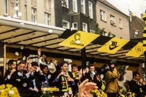 Dortmunder Meisterfeier 1995